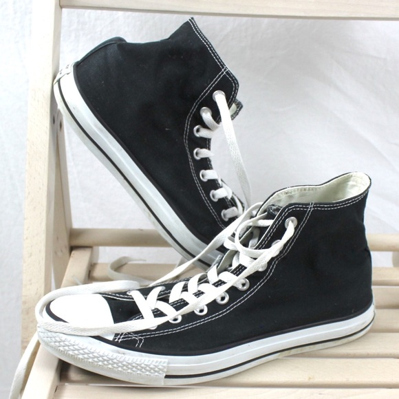 47f2b909c81e8a Converse Other - Converse Chuck Taylor All Star High Top Black 10.5